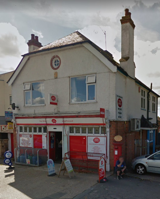 Newsagent cheltenham road post office in wr11 worcestershire england placed online by - Office supplies cheltenham ...