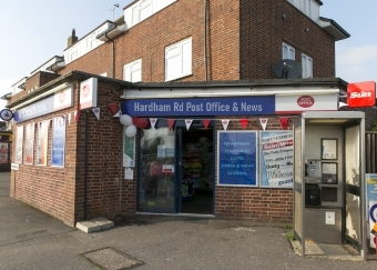 Hardham Road Post Office  and  News WH Smith Local